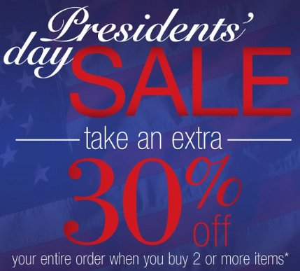 roamans president day sale