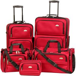 Samsonite 5-Piece Luggage Travel Set