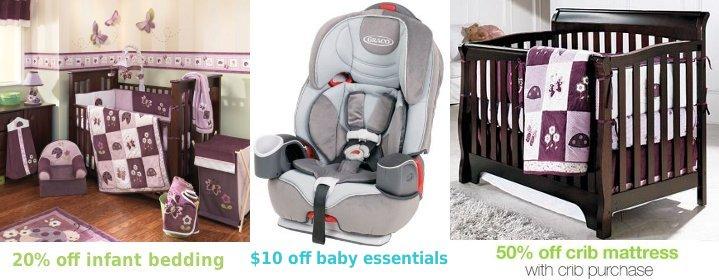 sears baby sale