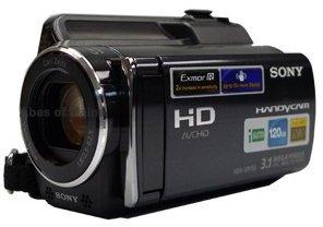 sony HDR-XR150 handycam