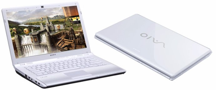 sony vaio cw series notebook