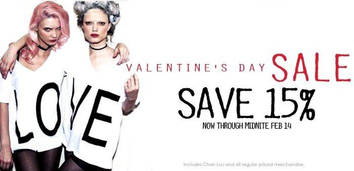 the hip chick valentine day sale