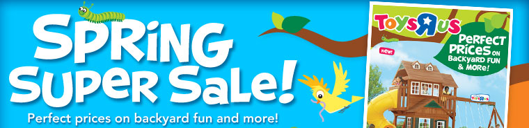 toys r us spring sale