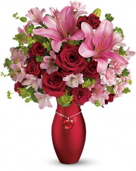 Valentine Bouquet by Teleflora