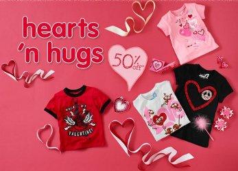 valentines day shop