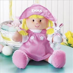 My First Easter Doll