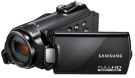 Samsung HMX-H200BN camcorder