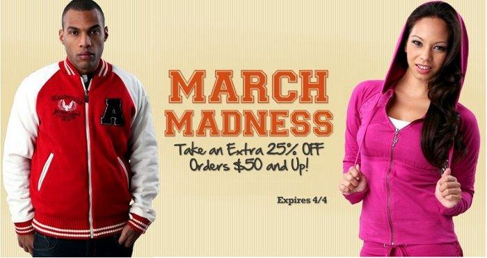 akademiks march madness