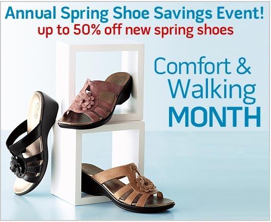 boscovs spring shoe savings event