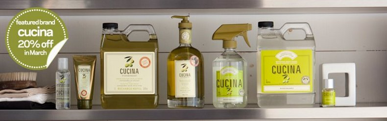 cucina collection