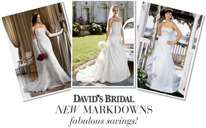 Davids bridal coupon codes