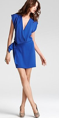 "Diane von Furstenberg ""Reara"" Side Tie Dress"
