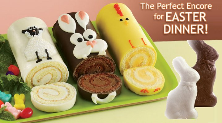 easter chocolate coupons