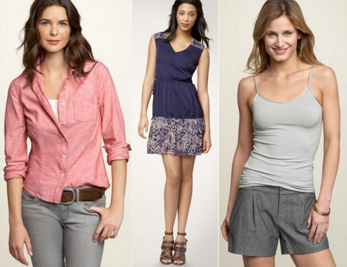 gap collection for women