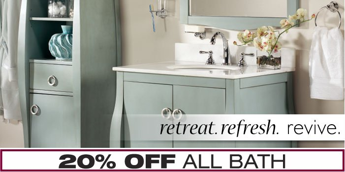Home Decorators Collections 20 Off All Bath EventEvent