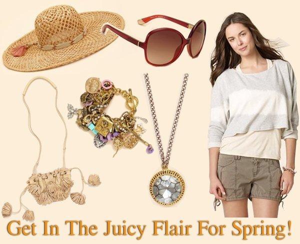 juicy couture spring sensations
