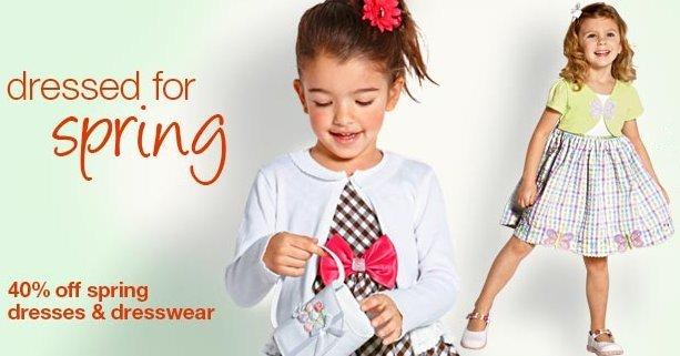 kids spring dresses