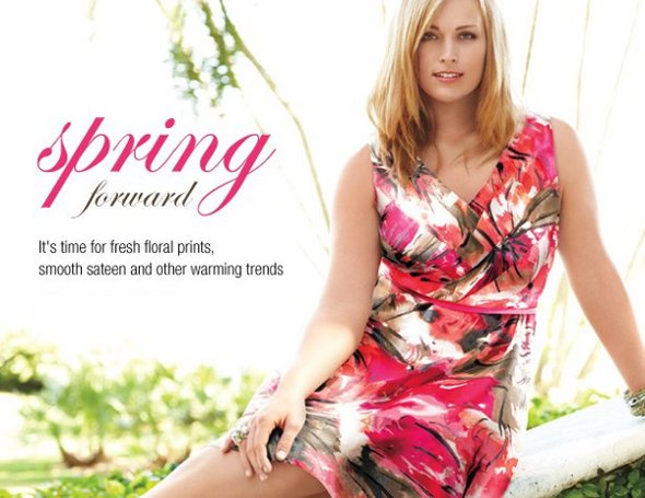 lane bryant spring collection