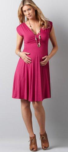 maternity a line dress