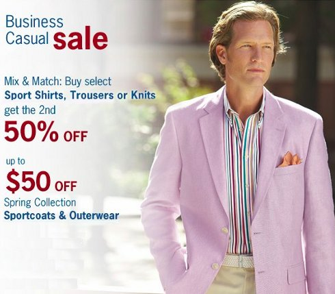 paul fredrick business casual sale