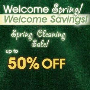 personalization mall spring sale