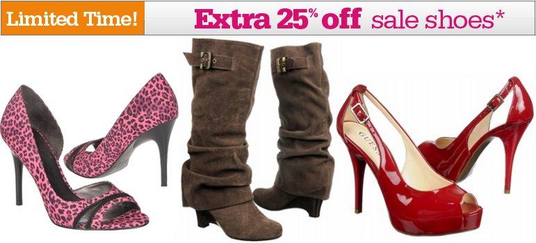 shoes.com sale shoes