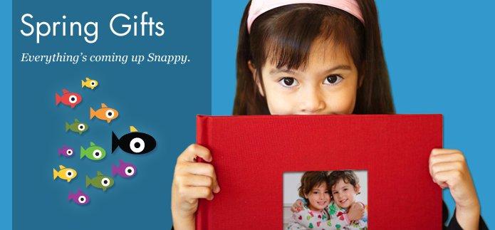 snapfish spring gifts