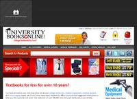 University Books Online