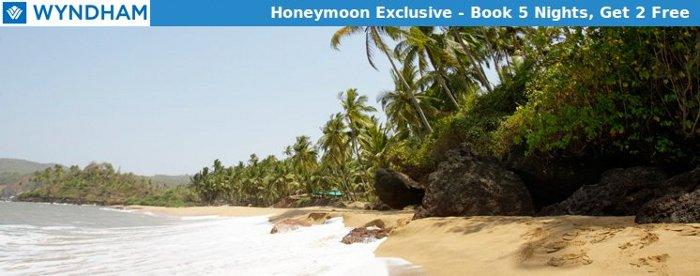 wyndham honeymoon hotel deals