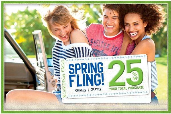 Aeropostale-Spring-Fling