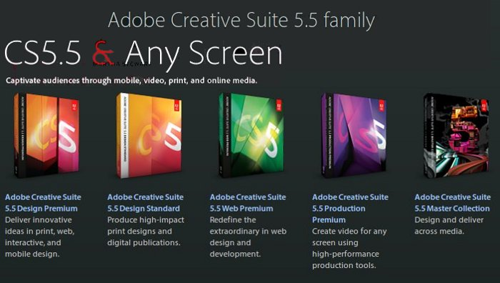 adobe suite for mac