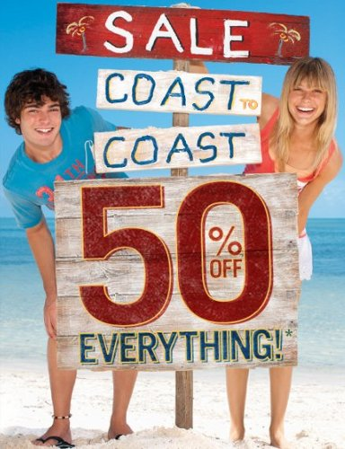 aeropostale coast to coast sale