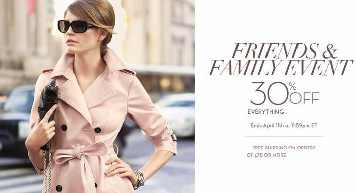 anne klein friends family event