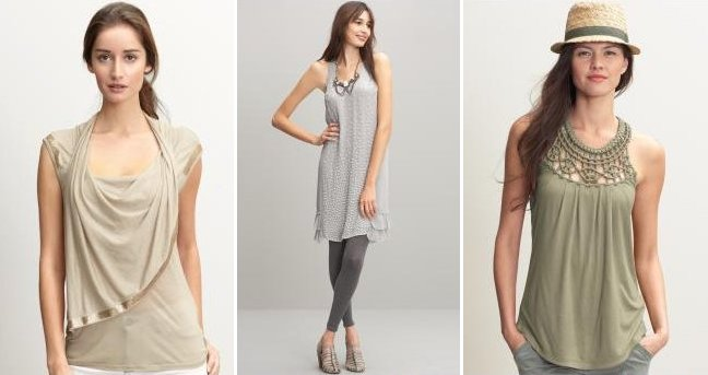banana republic women's styles
