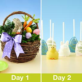 Two Days of Easter Wishes
