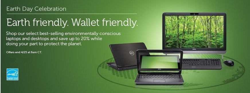 dell earth day special