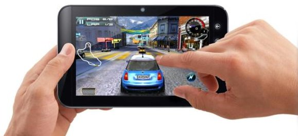 dell streak 7 wifi tablet