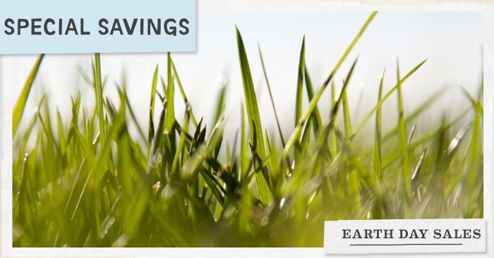 Pottery Barn Teen Earth Day sale