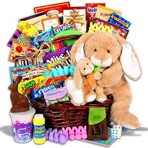 Look What The Easter Bunny Brought Me