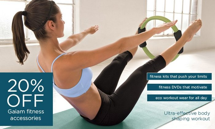 gaiam fitness solutions