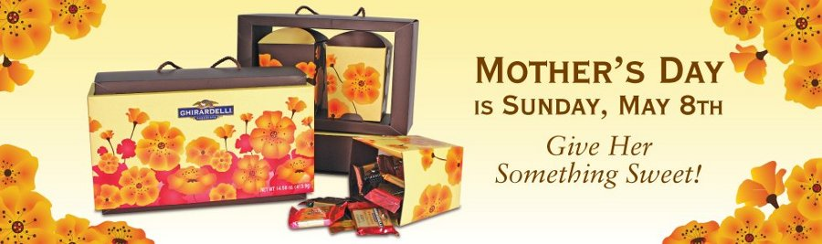 ghirardelli chocolate mother's day special