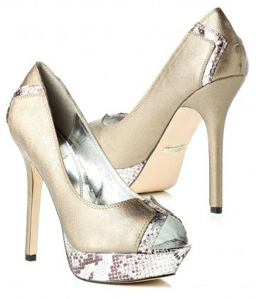 Sybil high heel party shoes
