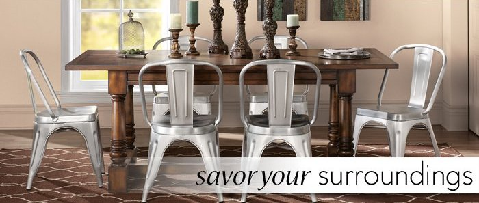 Home Decorators Collection Offer  Save 20% On Indoor Dinning Items .