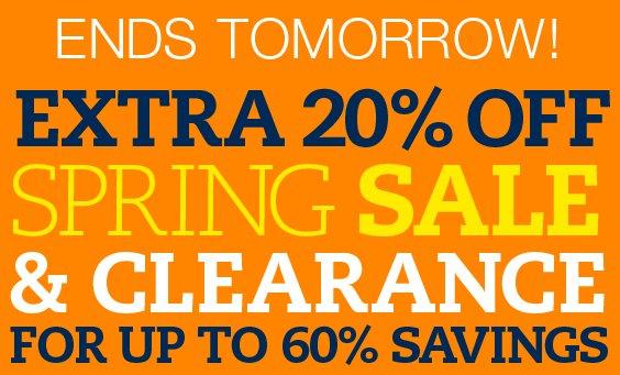 lands end spring sale
