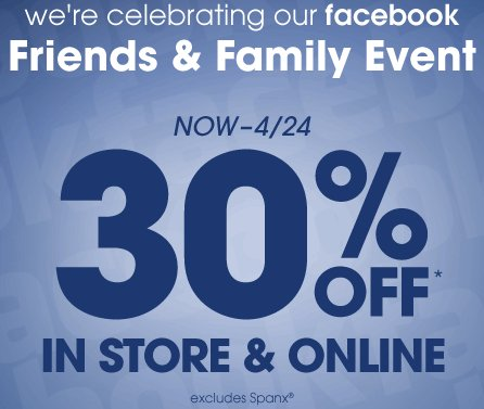 lane bryant friends & family event