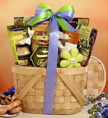 Happy Mother's Day Gourmet Gift Basket