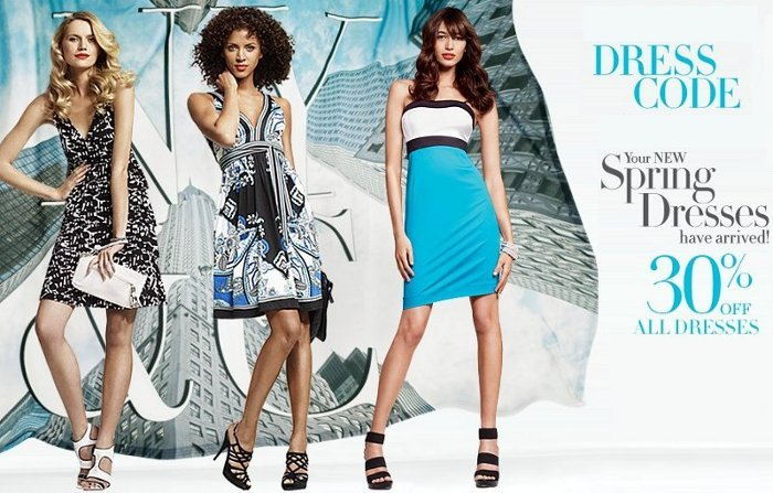 New york dress discount coupons