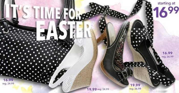 payless easter sale