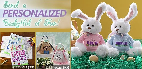 personalization mall easter offer