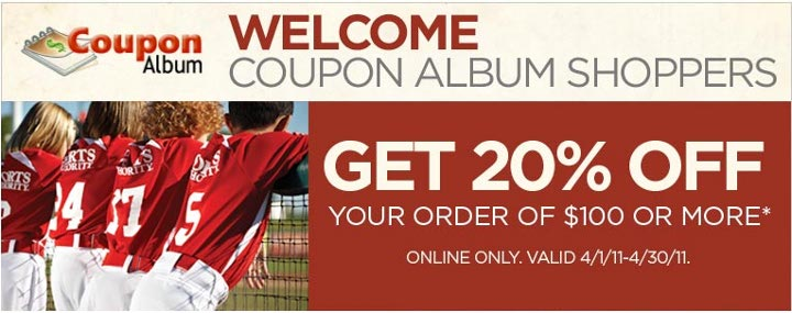 sports authority exclusive offer
